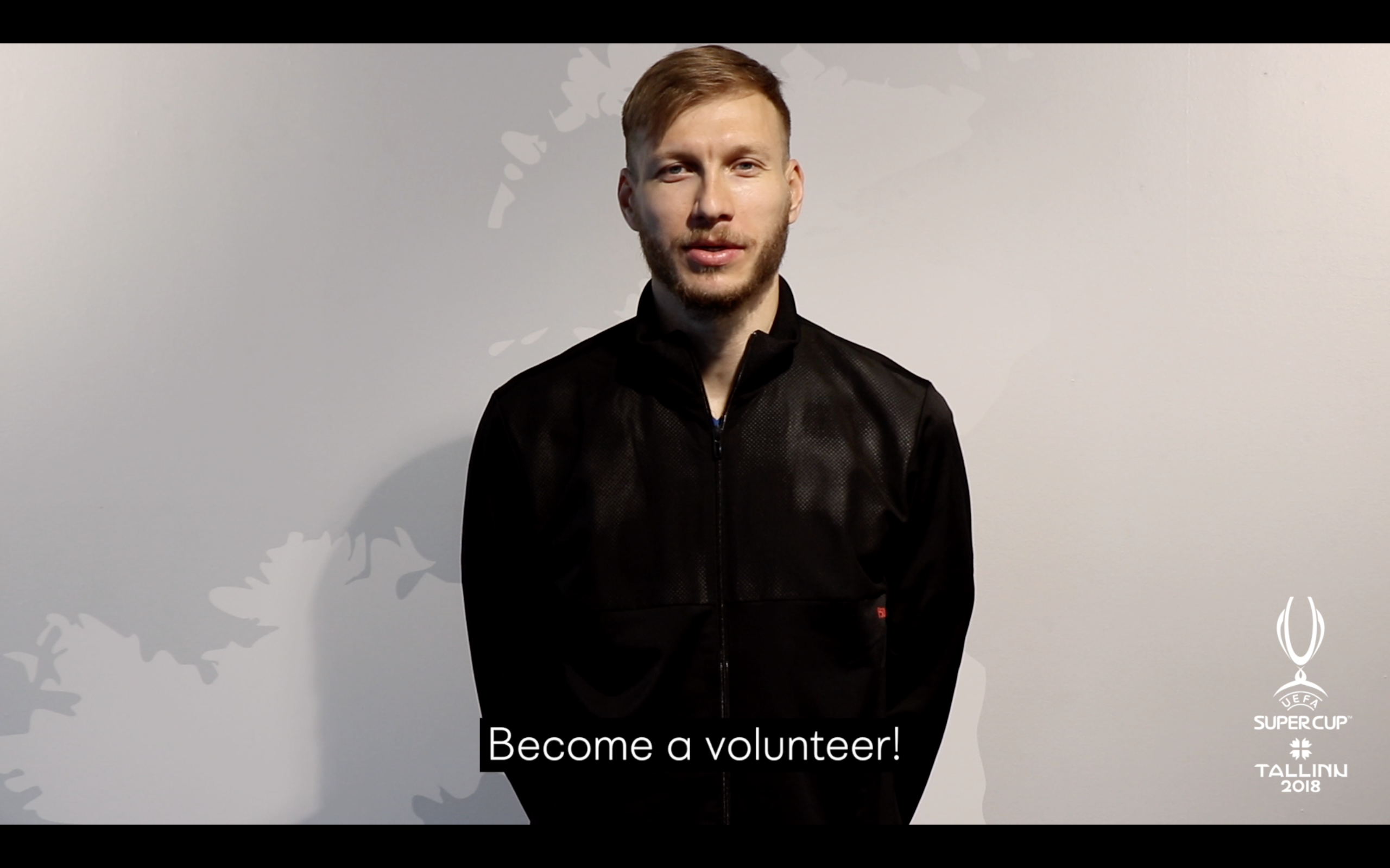 Klavan Become a volunteer pisipilt